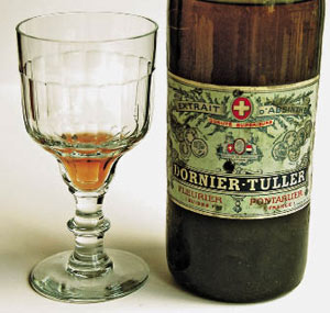 Chemical & Engineering News: Science & Technology - Absinthe Myths Finally Laid To Rest