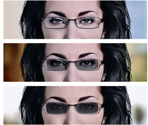 5261afb7b9c Self-Darkening Eyeglasses