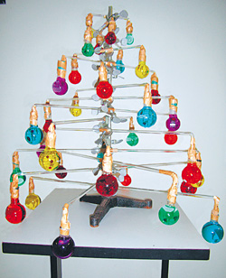 A Chemical Christmas Tree, 40 Years Of Cheery Christmases ...