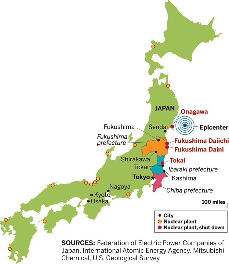 Japan Fights For Its Rising Sun | Latest News | Chemical
