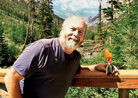 Rudy & Beaker in Montana