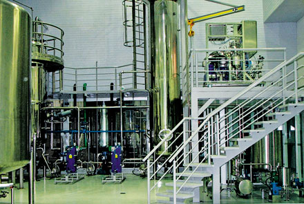 Khosla previously invested in Amyris, which uses this demonstration facility in Brazil to convert sugarcane into fuels and chemicals.
