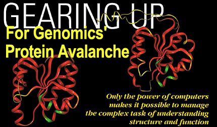 For Genomics' Protein Avalanche