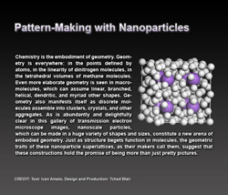 Chemical engineering news science technology a periodic nanoparticle show urtaz Gallery