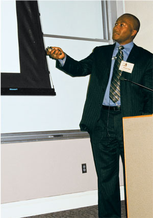 Invited Seminar Delaware's Epps speaks at Auburn University, in Alabama, about using block copolymers to generate functional nanomaterials.